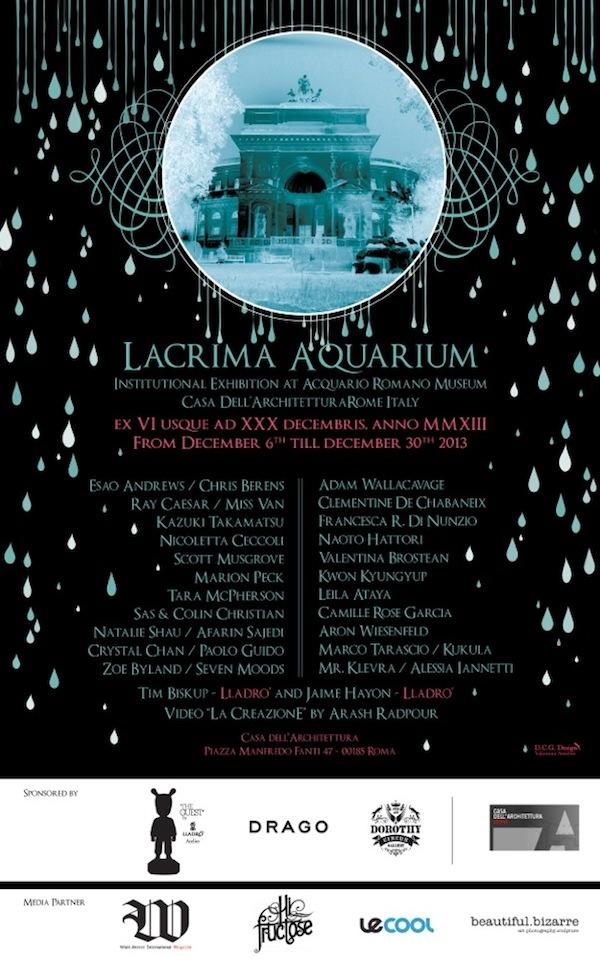 DCG poster_Lacrima Aquarium